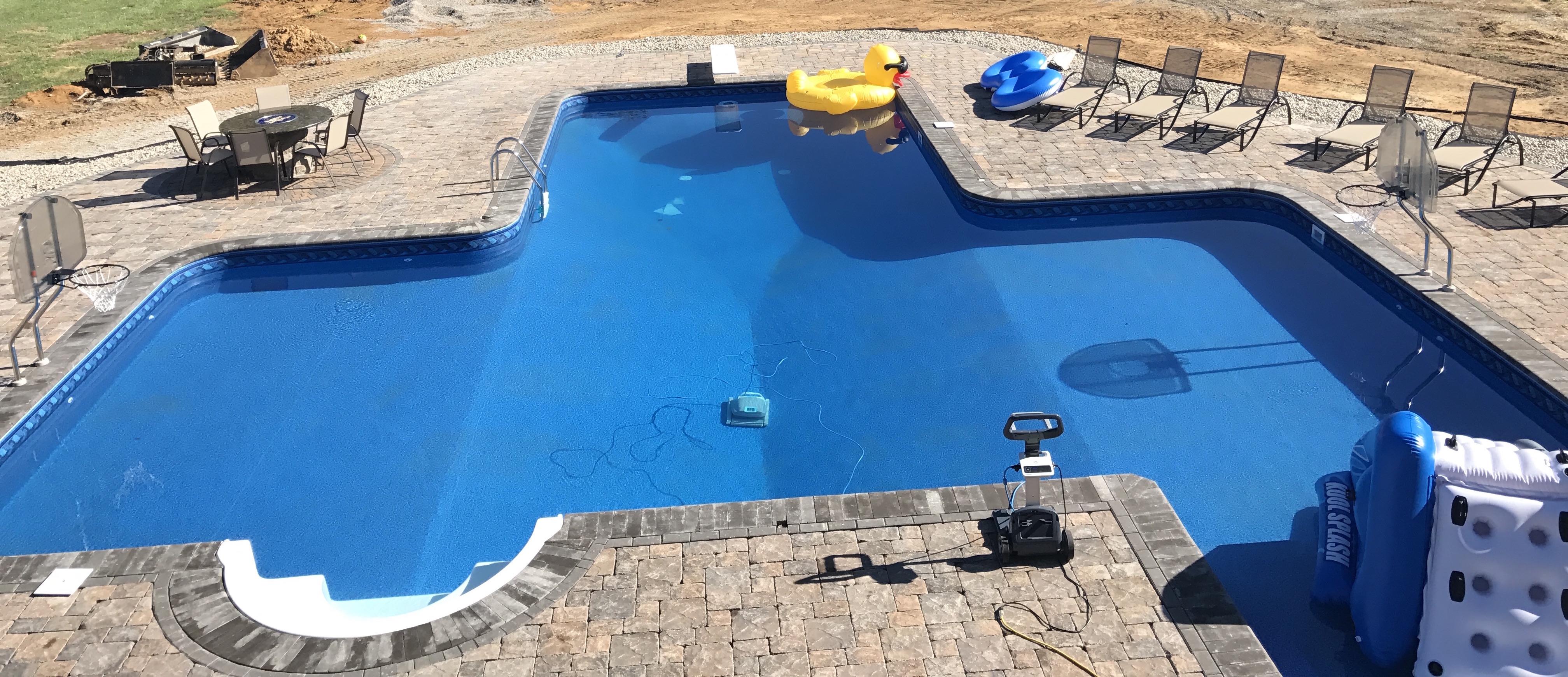Custom Swimming Pool Kit