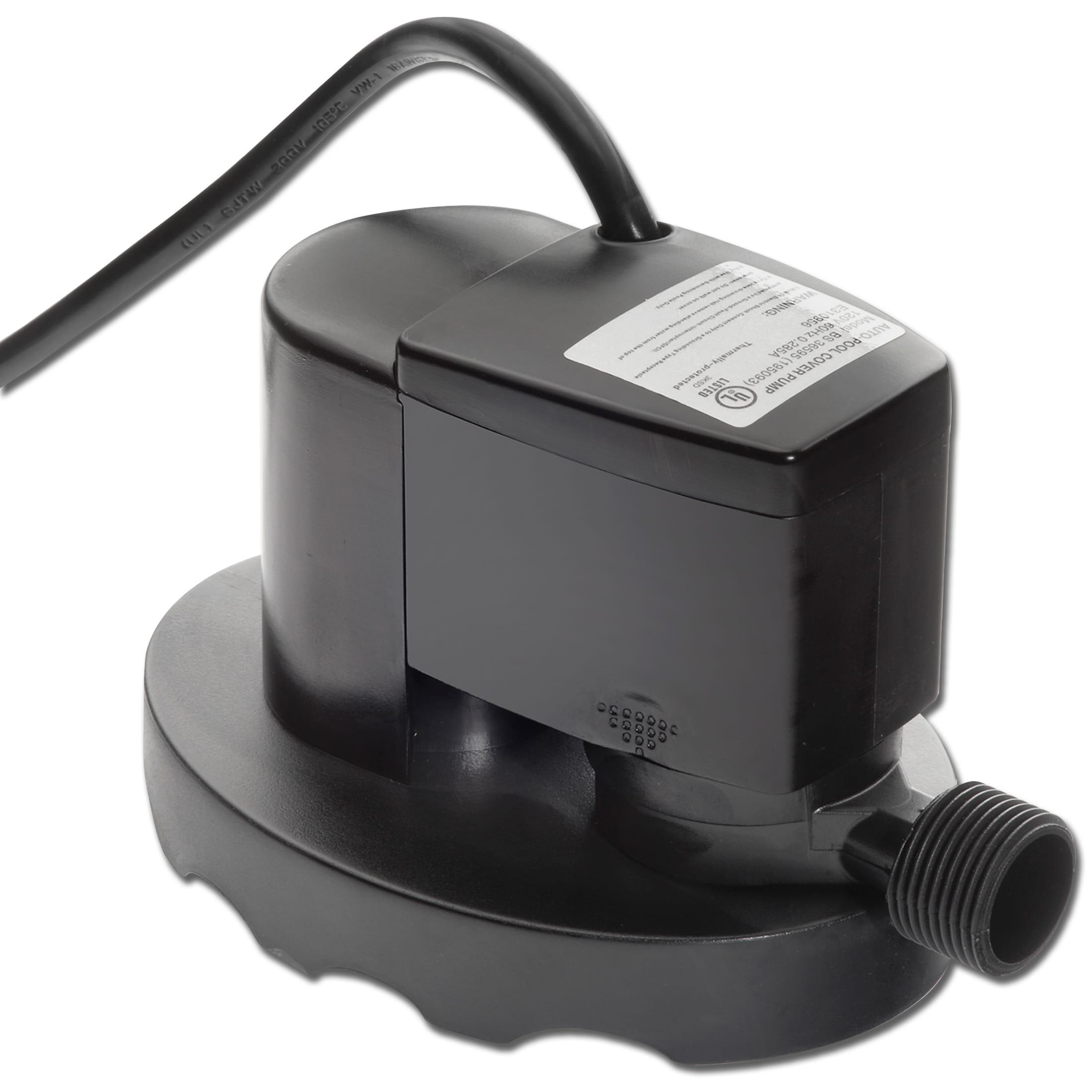Ocean Blue 350 GPH Automatic Shut-Off Swimming Pool Cover Pump