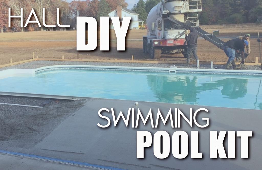 Hall DIY Swimming Pool Kit