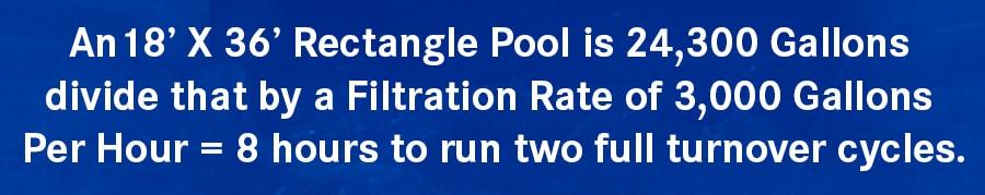 How Long Should I Run My Pool Pump Pool Warehouse