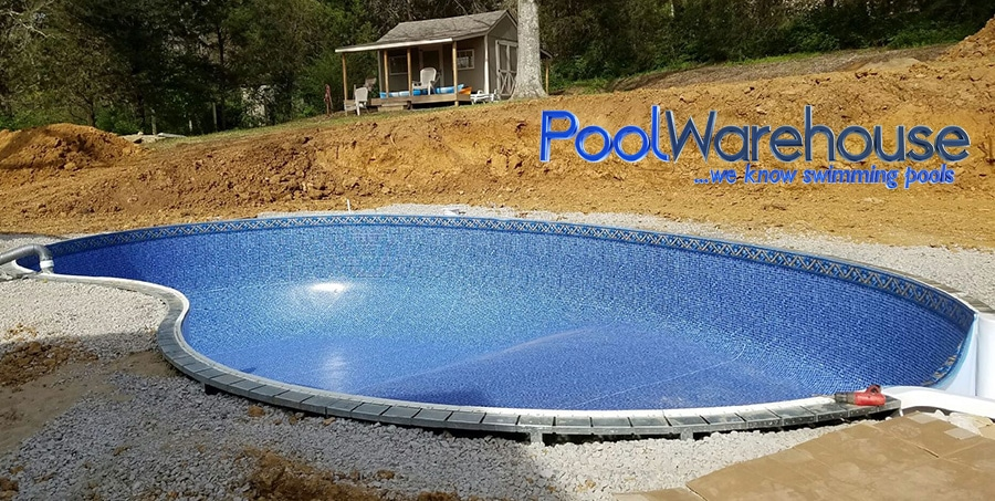 how to build an inground swimming pool yourself
