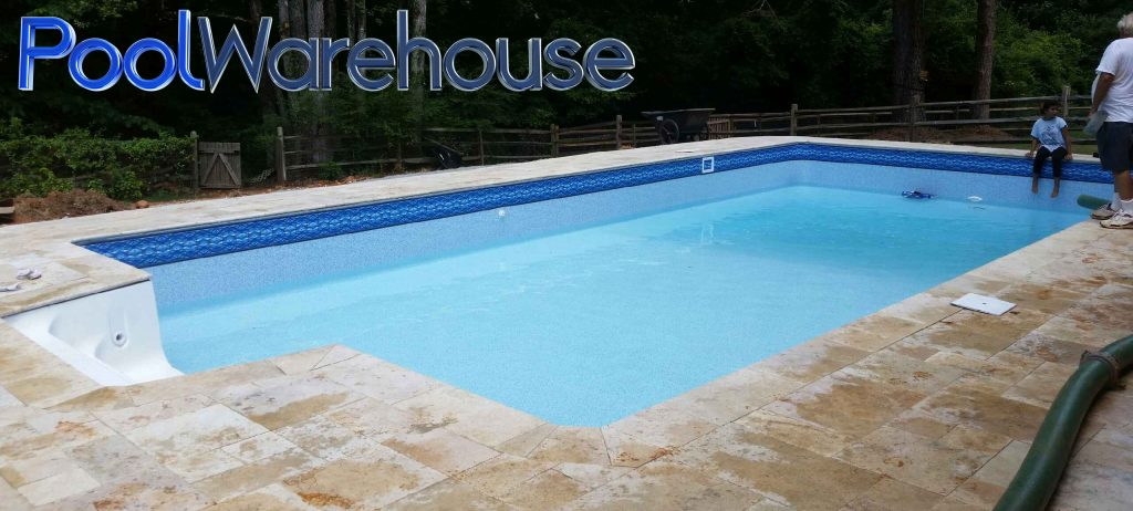 Bullnose And Cantilever Swimming Pool Coping Styles