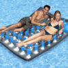 French Pocket Double Pool Mattress