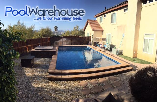 2017 Inground Swimming Pool Kit Construction Photos Pool Warehouse