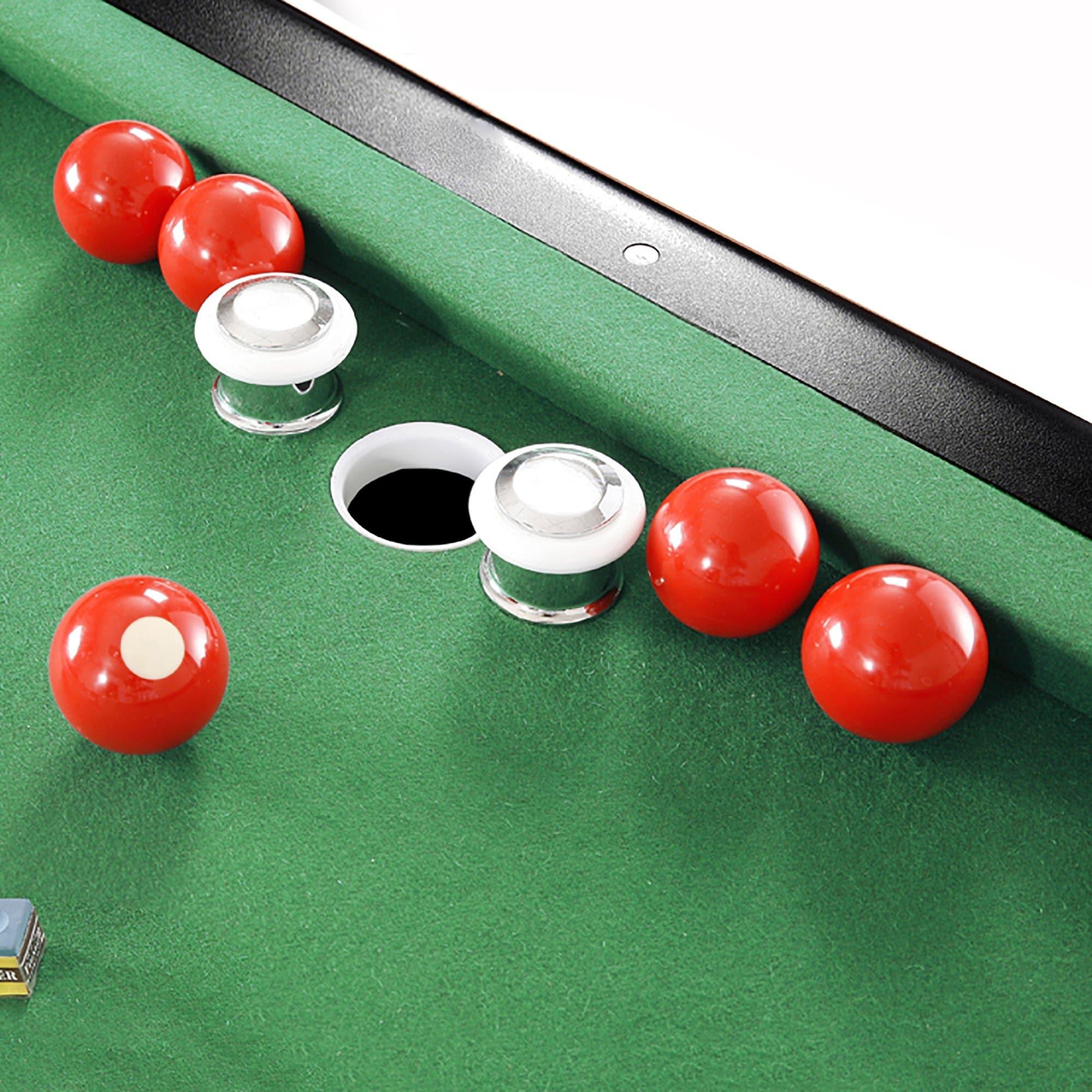 Renegade 54 In Slate Bumper Pool Table