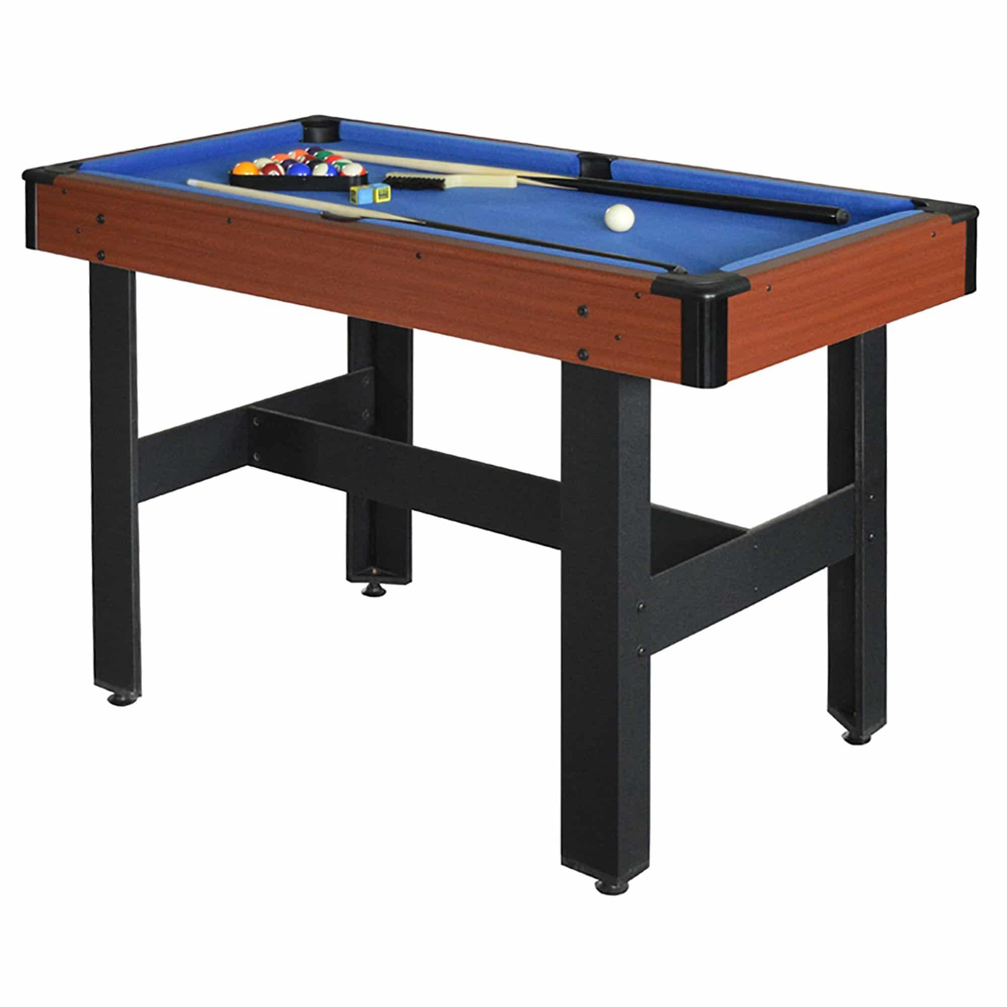 Triad 48 In 3 In 1 Multi Game Table Pool Warehouse
