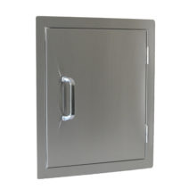 BeefEater 18 In Single Stainless Steel Door