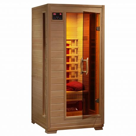 Buena Vista 1-2 Person Hemlock Infrared Sauna