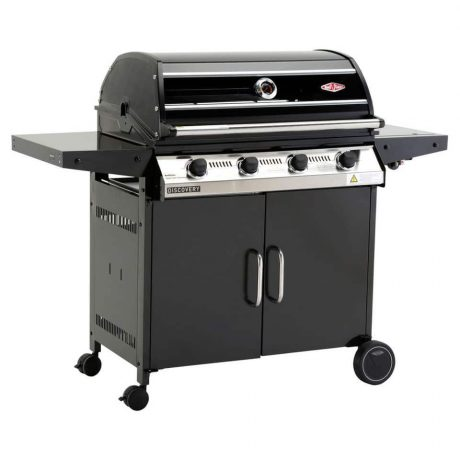 BeefEater Discovery i1000R Series BBQ with Trolley Cart