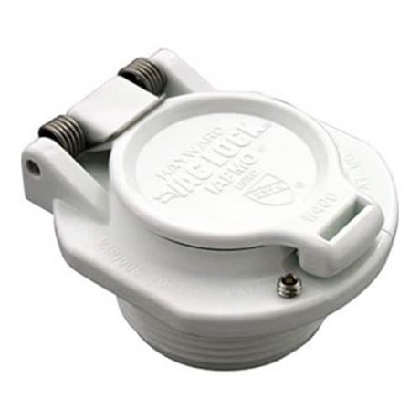 Hayward MPT White Vac Lock Safety Fitting