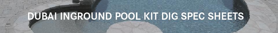 Dubai Inground Pool Dig Sheets