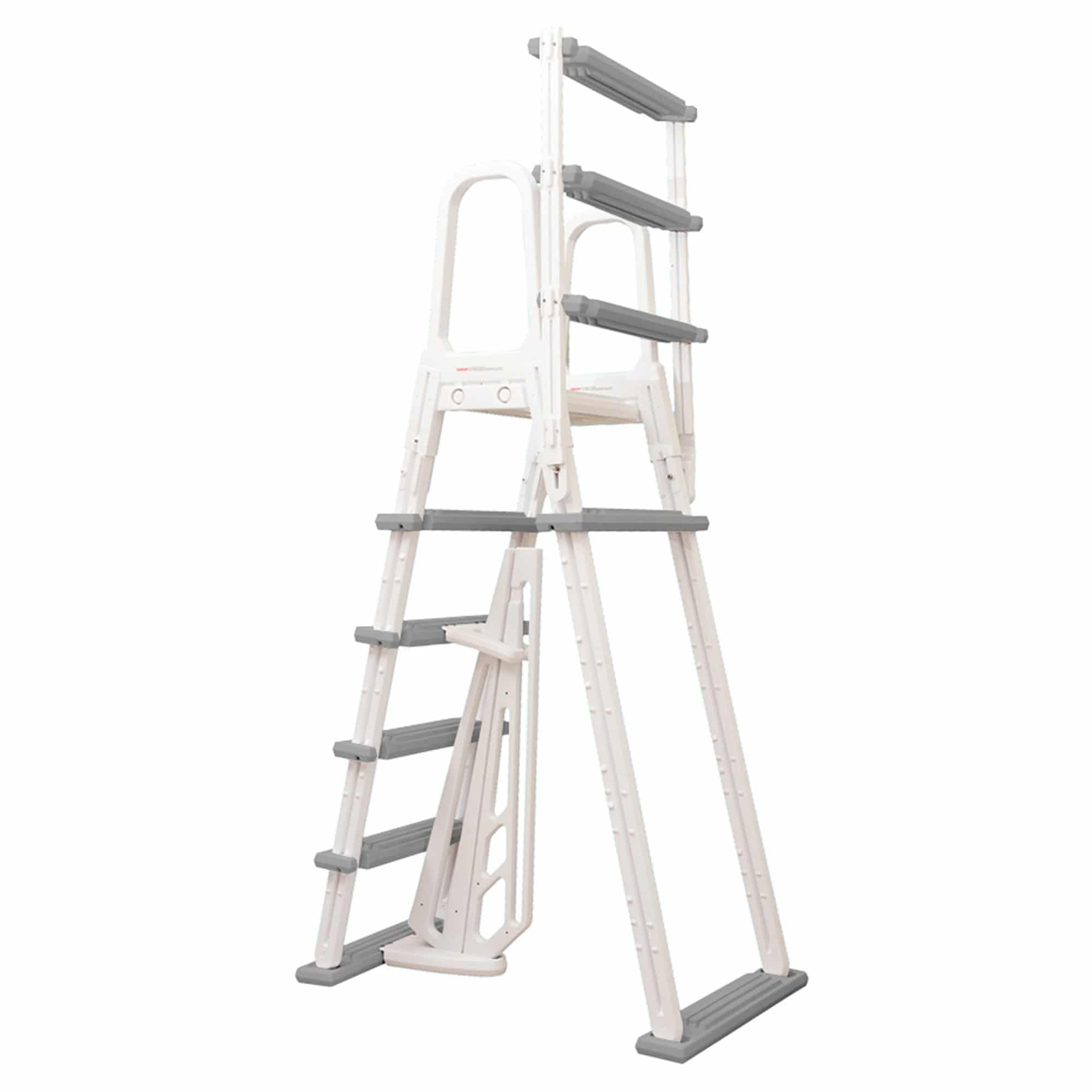 Heavy Duty A-Frame Ladder for Above Ground Pool - Pool Warehouse