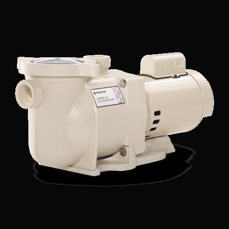 Pentair superflo standard efficiency pool pump pool for High efficiency pool pump motor