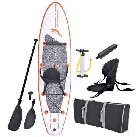 Stingray 10-ft Inflatable Stand Up Paddleboard