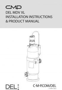 DEL AOP Ozone MDV XL Manual