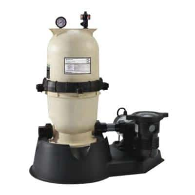 Pentair Clean & Clear 75 1HP Pump & Cartidge Filter System PAC-05-0032