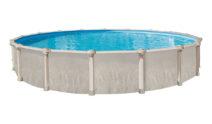 "Round 52"" Deep Ohana Above Ground Pool Kit"