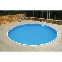 Semi Inground Pool Kits