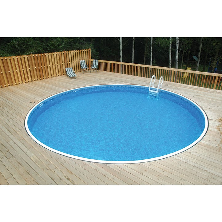 Rockwood Semi-Inground Pool Kits