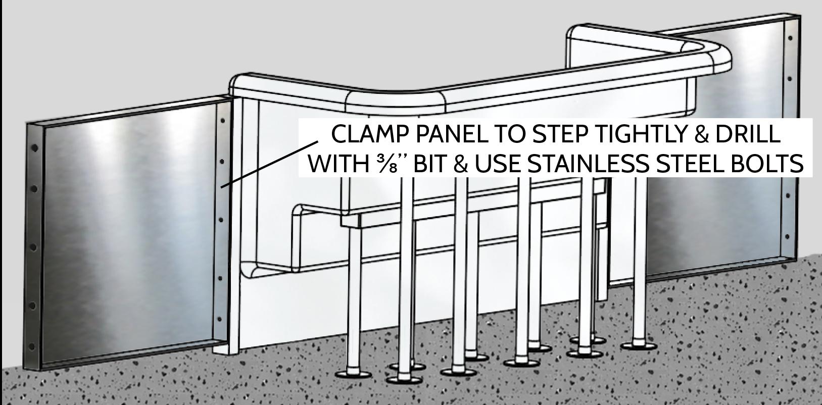 Inground Pool Kit Installation - Steps