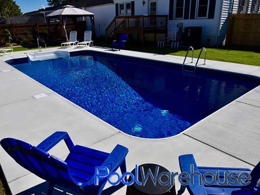 Simpson Kentucky Swimming Pool Kit Construction