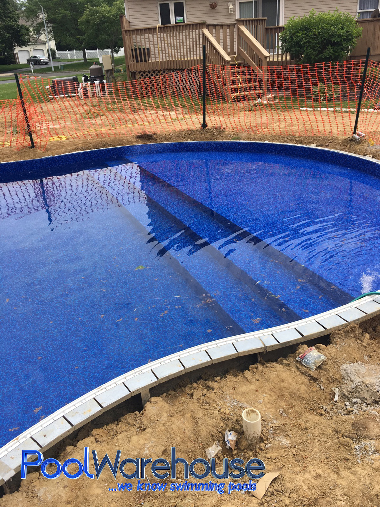 Galgano pool kit construction new jersey pool warehouse for Inground swimming pools new jersey