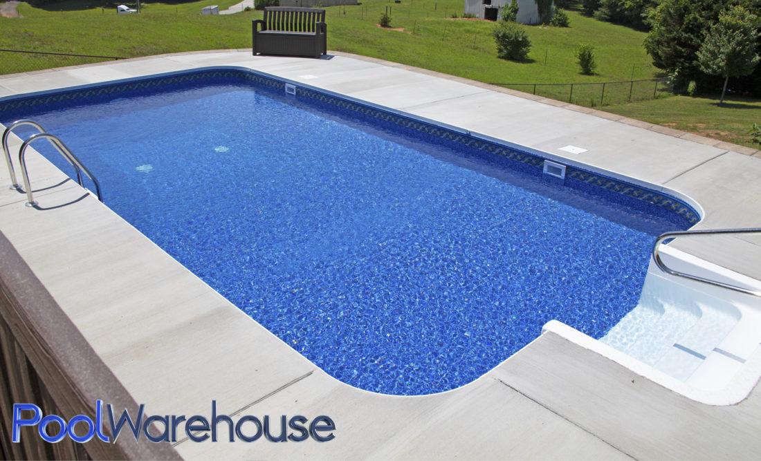 Cambridge Aquarius Swimming Pool Liner