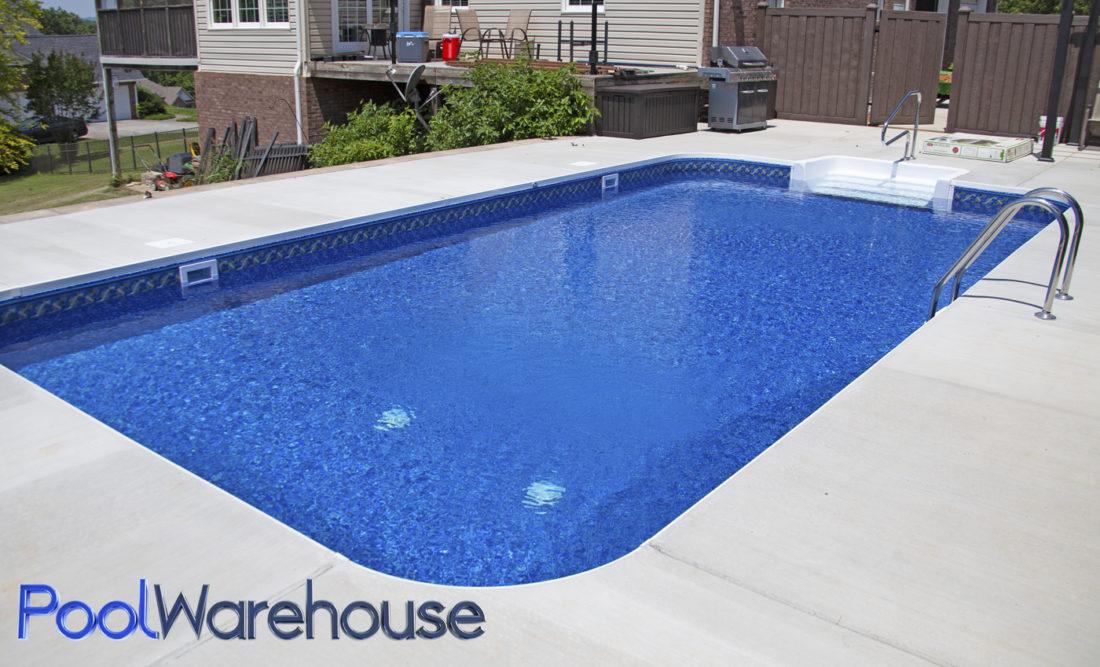 Cambridge Aquarius Inground Pool Liner