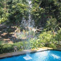 Jandy Sheer Descent Waterfalls Swimming Pool Waterfall