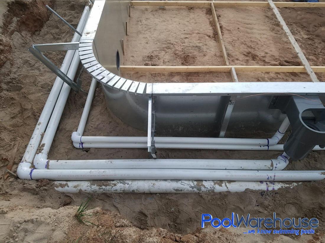 Kansas Inground Pool Kit Construction