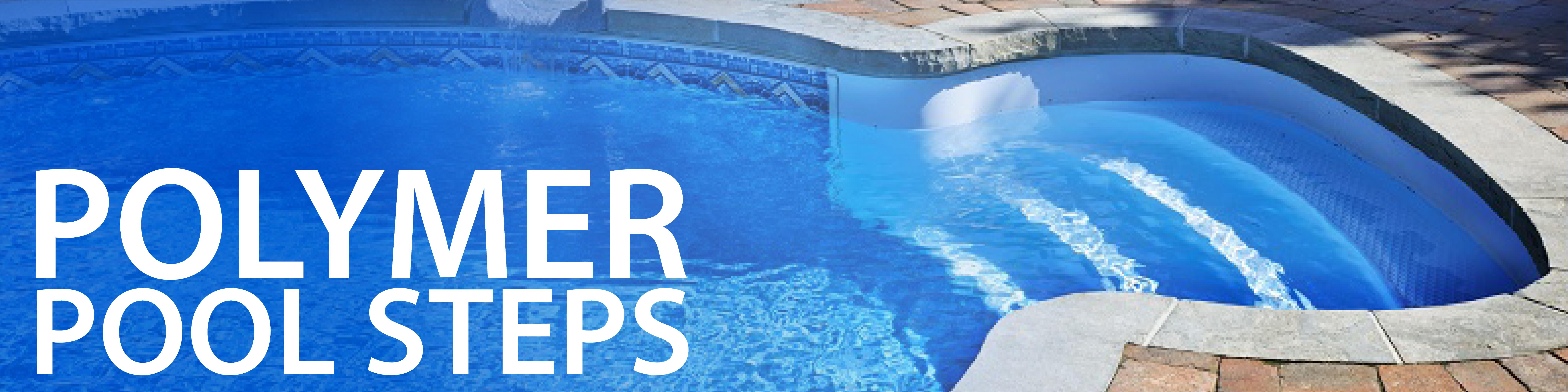 Inground Swimming Pool Steps | Pool Warehouse