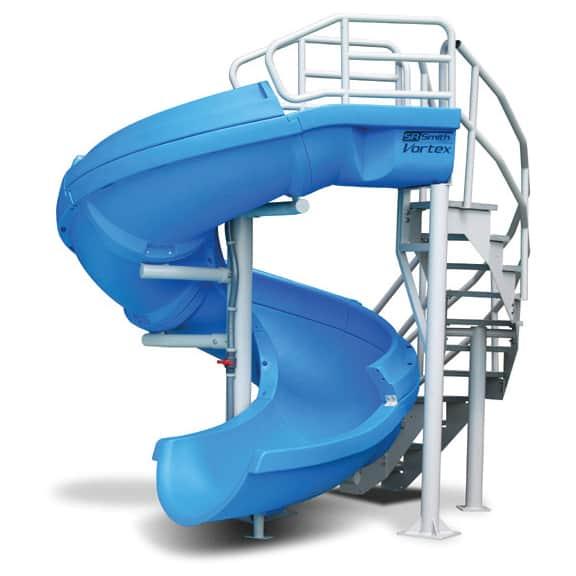 Vortex Swimming Pool Slide | Pool Warehouse | Pool Kits |