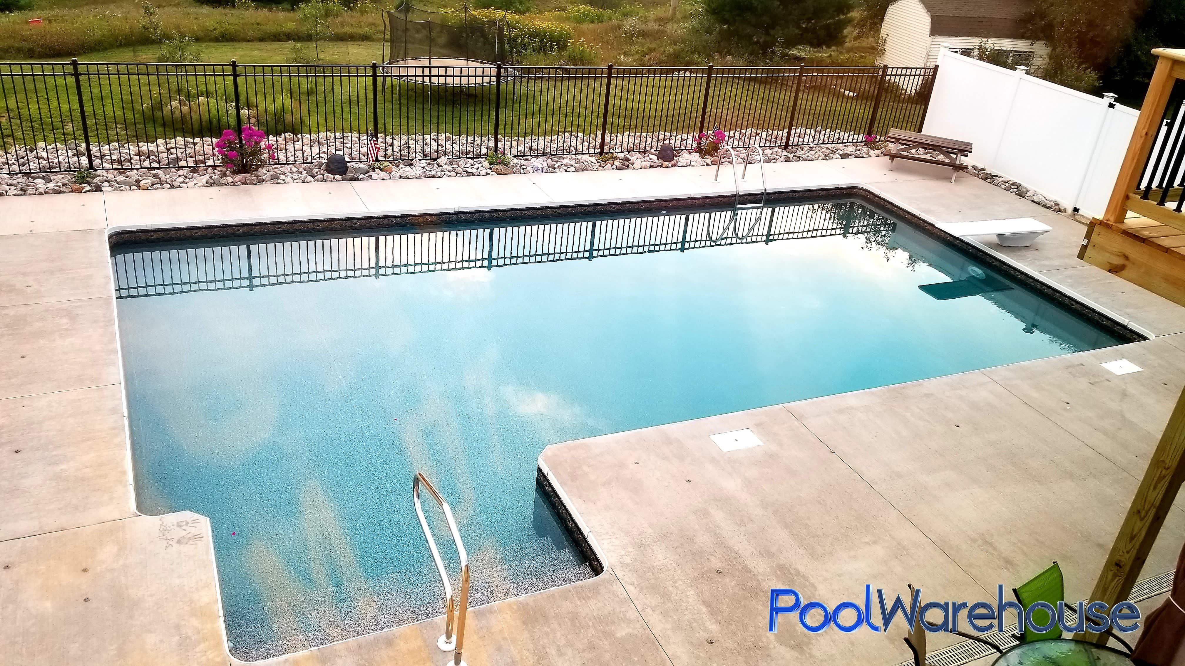 Sundquist Michigan Swimming Pool Kit Construction Pool