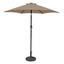 Bistro 7.5-ft Hexagonal Market Umbrella