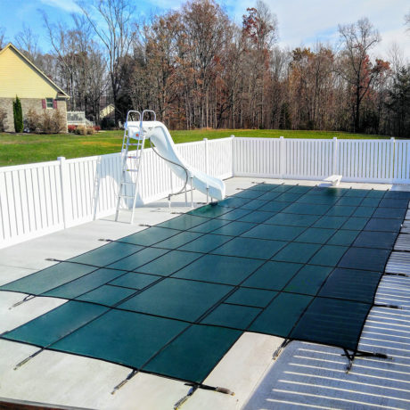 Mesh Swimming Pool Cover