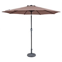 Trinidad 9-ft Octagonal Market Umbrella in Polyester