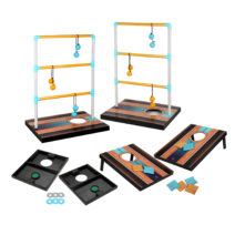 Triple Play 3 in 1 Toss Game - Bean Bag, Washer, Ladder Toss Triple Play 3 in 1 Toss Game - Bean Bag, Washer, Ladder Toss Triple Play 3 in 1 Toss Game - Bean Bag, Washer, Ladder Toss Triple Play 3 in 1 Toss Game