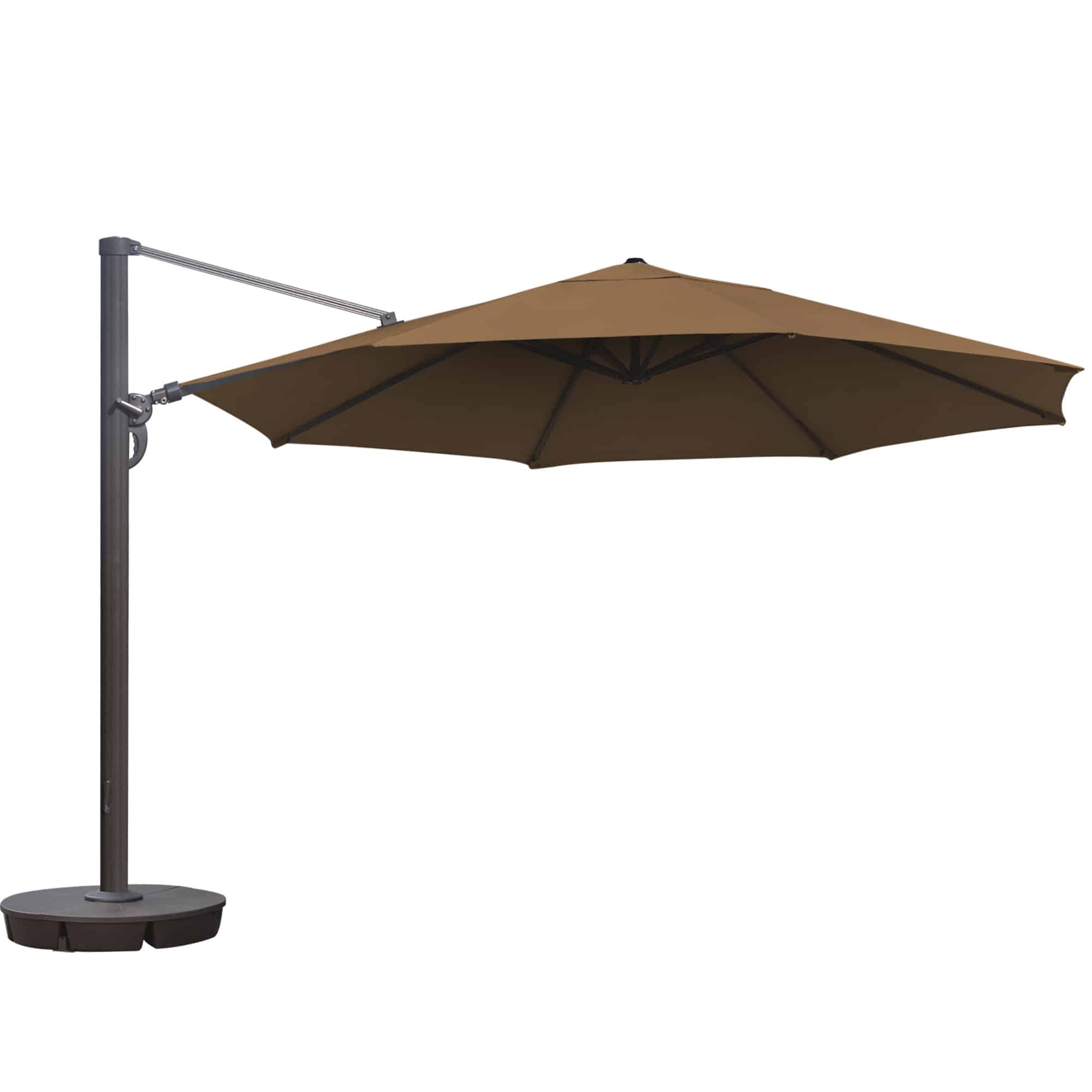 Victoria 13 Ft Octagonal Cantilever Patio Umbrella In Sunbrella Acrylic Pool Warehouse
