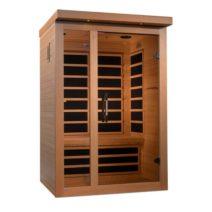 Amadora 2 Person Low EMF Far Infrared Sauna