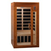 Barcelona 1-2 Person Dynamic Low EMF Far Infrared Sauna
