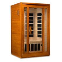 Marino 2 Person Dynamic Low EMF Far Infrared Sauna