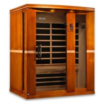 Palermo 3 Person Dynamic Low EMF Far Infrared Sauna