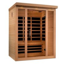 Porto 3 Person Low EMF Far Infrared Sauna