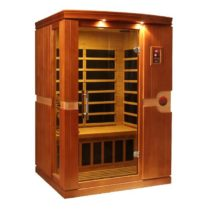 Venice 2 Person Dynamic Low EMF Far Infrared Sauna