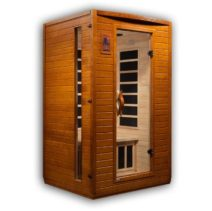 Versailles HF 2 Person Dynamic Low EMF Far Infrared Sauna