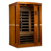 Vittoria 2 Person Dynamic Low EMF Far Infrared Sauna