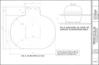 Primo Oval Xl Ceramic Kamado Grill Pool Warehouse