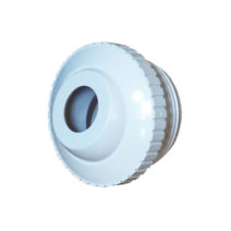 White Hayward Directional Flow Inlet Fitting
