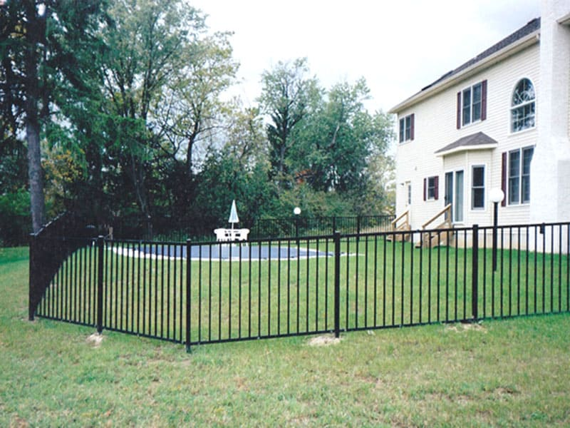 18 x 36 Swimming Pool Fence Kit - Pool Warehouse