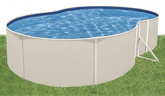 15 X 30 Oval 48 Deep Sunray Above Ground Pool Package